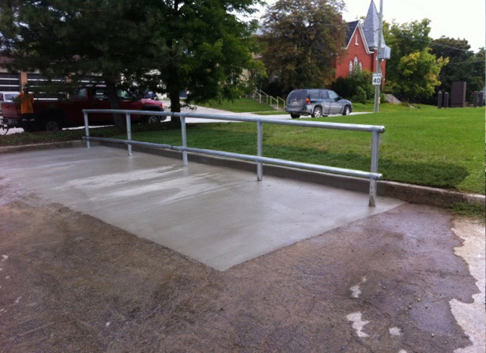 asphalt concrete repair Toronto