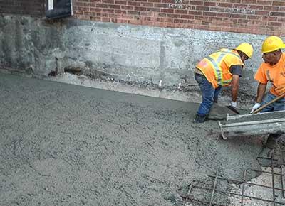 concrete repair Toronto